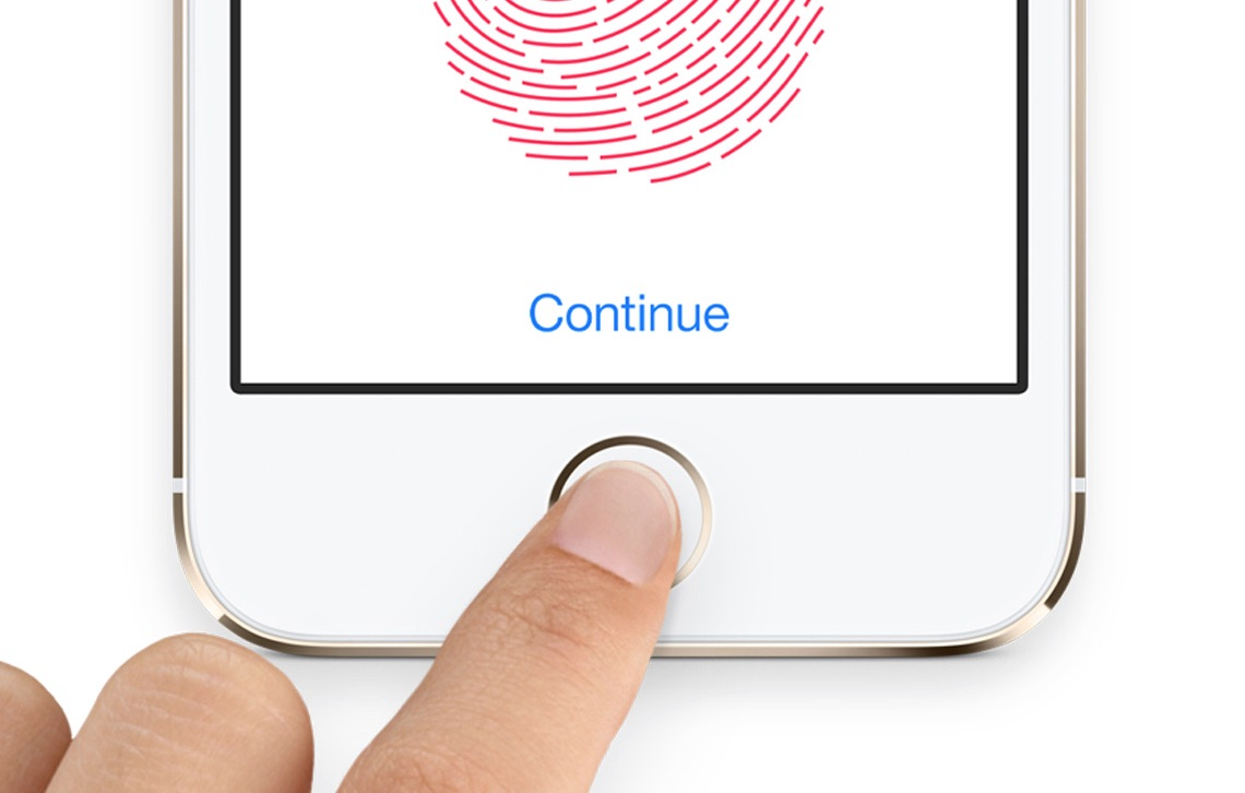 Touch ID iOS iPhone